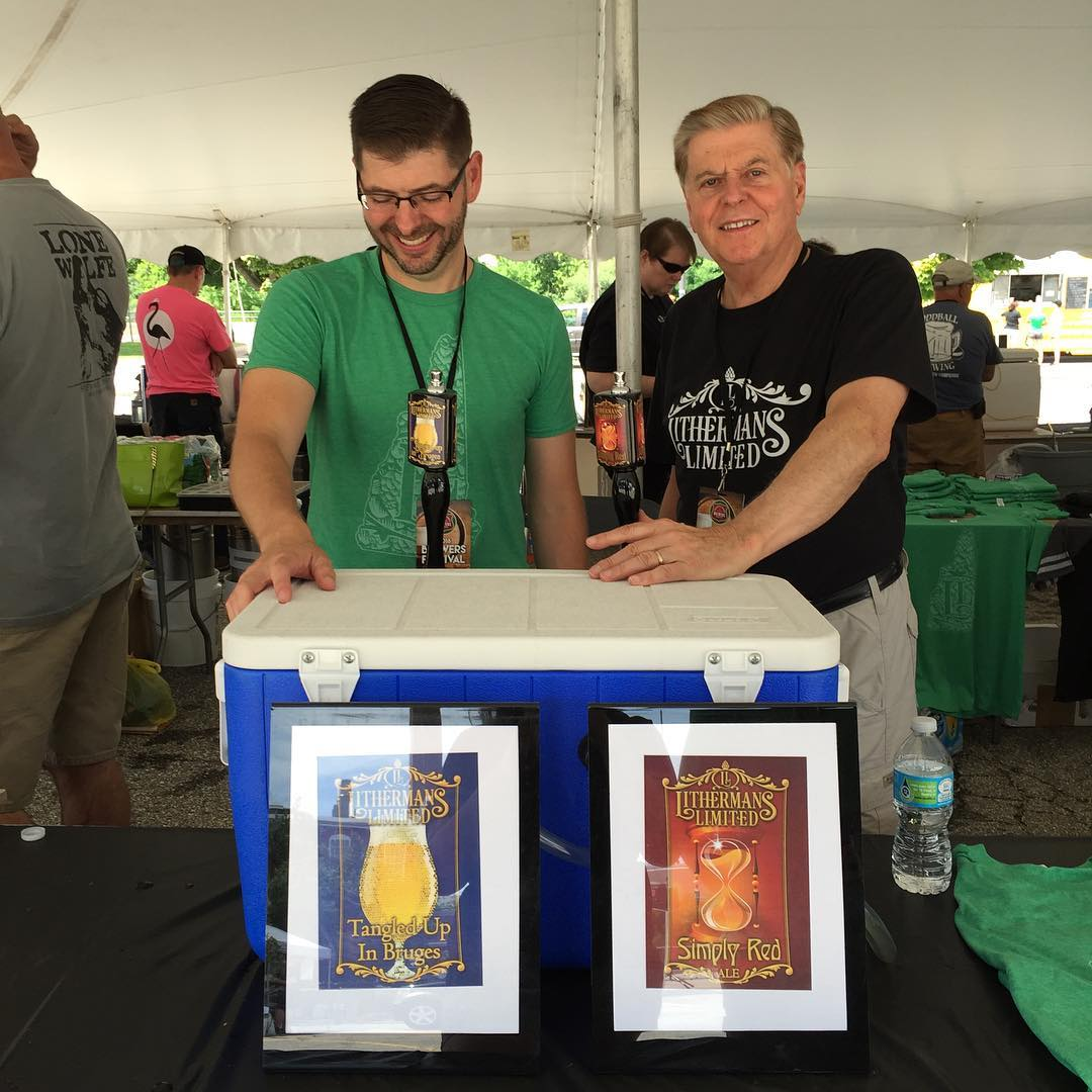 It's a beautiful day for the #GSBA #BrewFest  #howmuchcanyoucarry #MHPlikes #nhbeer