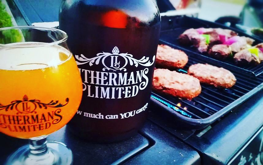 Enjoying the Labor Day weekend! #howmuchcanyoucarry #lithermanslimited #concordnh #nhbeer #MHPlikes pictures of food