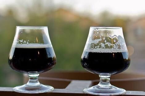 "We will have two new beers on tap in the tasting room starting today. A small batch of our 8.9% Pumpkin Belgian Quad ""Quadracalabasia"" brewed with pumpkin and graham crackers #nospice and full batch of our Orange Chocolate Stout """"Twist n Stout"". The tasting room is open Friday from 4-7 and Saturday from 12-5. #lithermanslimited #howmuchcanyoucarry #nhbeer #concordnh #MHPlikes Orange"