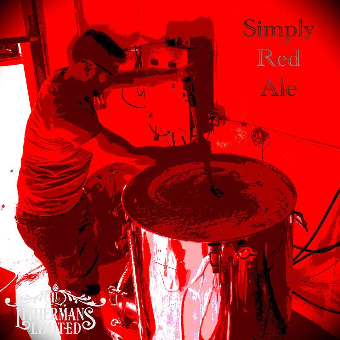 Brewing up a fresh batch of Simply Red Ale. #howmuchcanyoucarry #concordnh #nhbeer #lithermanslimited