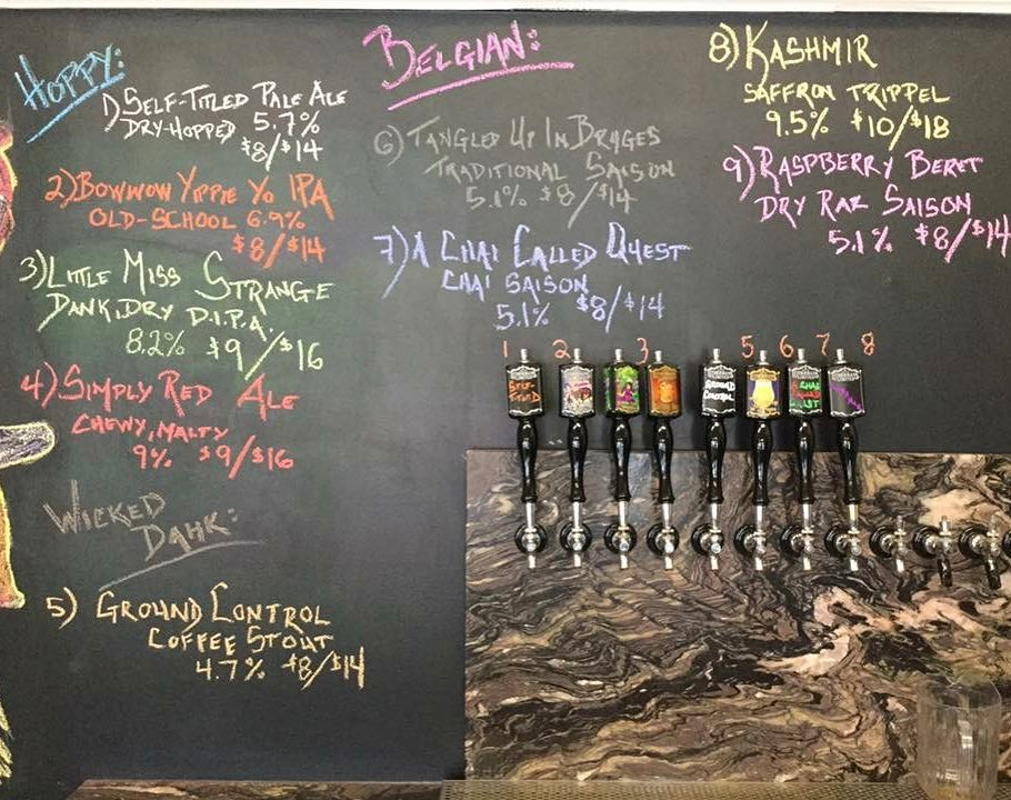 This weekends Beers! We will be kicking off Friday with 8 beers on tap. Including a fresh batch of Our DIPA Little Miss Strange. Open 4-7 pm. #howmuchcanyoucarry #lithermans #concordnhbrewed #getsomestrange #MHPlikes
