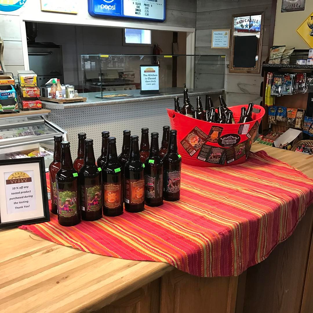 Tasting today from 4-7pm @viata country store in Intervale NH.
