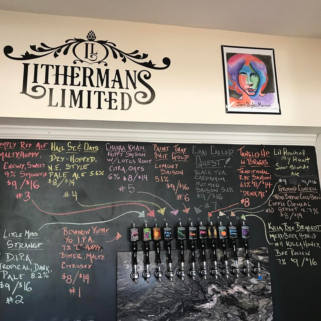 We are starting the day with 11 beers in tap. Open from 4-7pm!