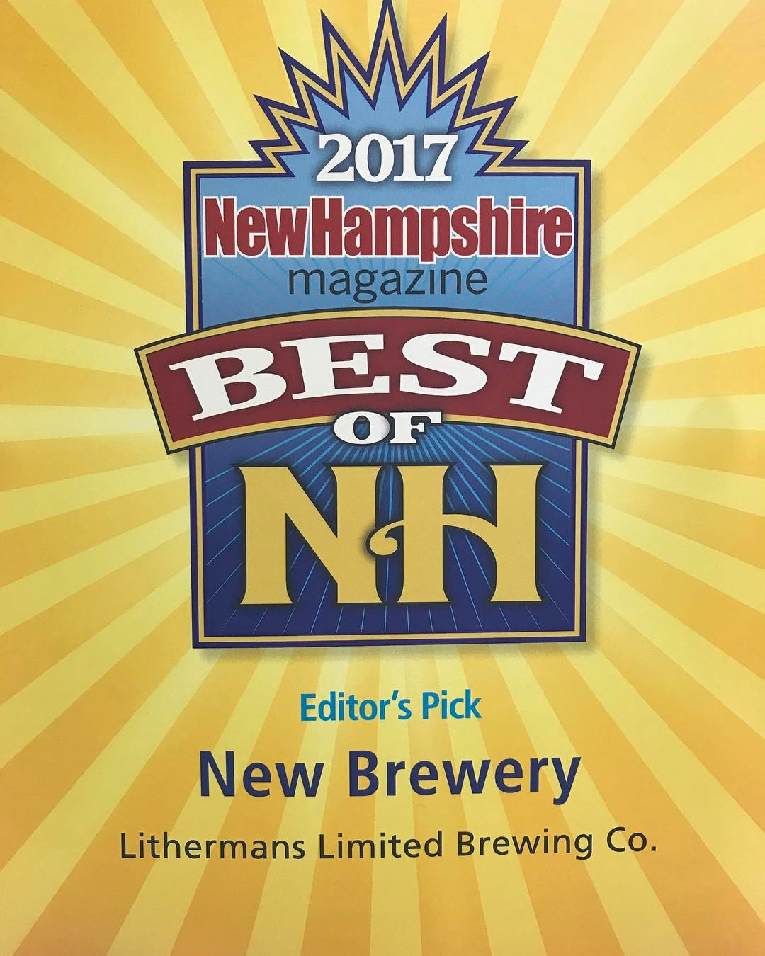 #lithermans #nhbeer #concordNhbrewed #howmuchcanyoucarry #MHPlikes NH