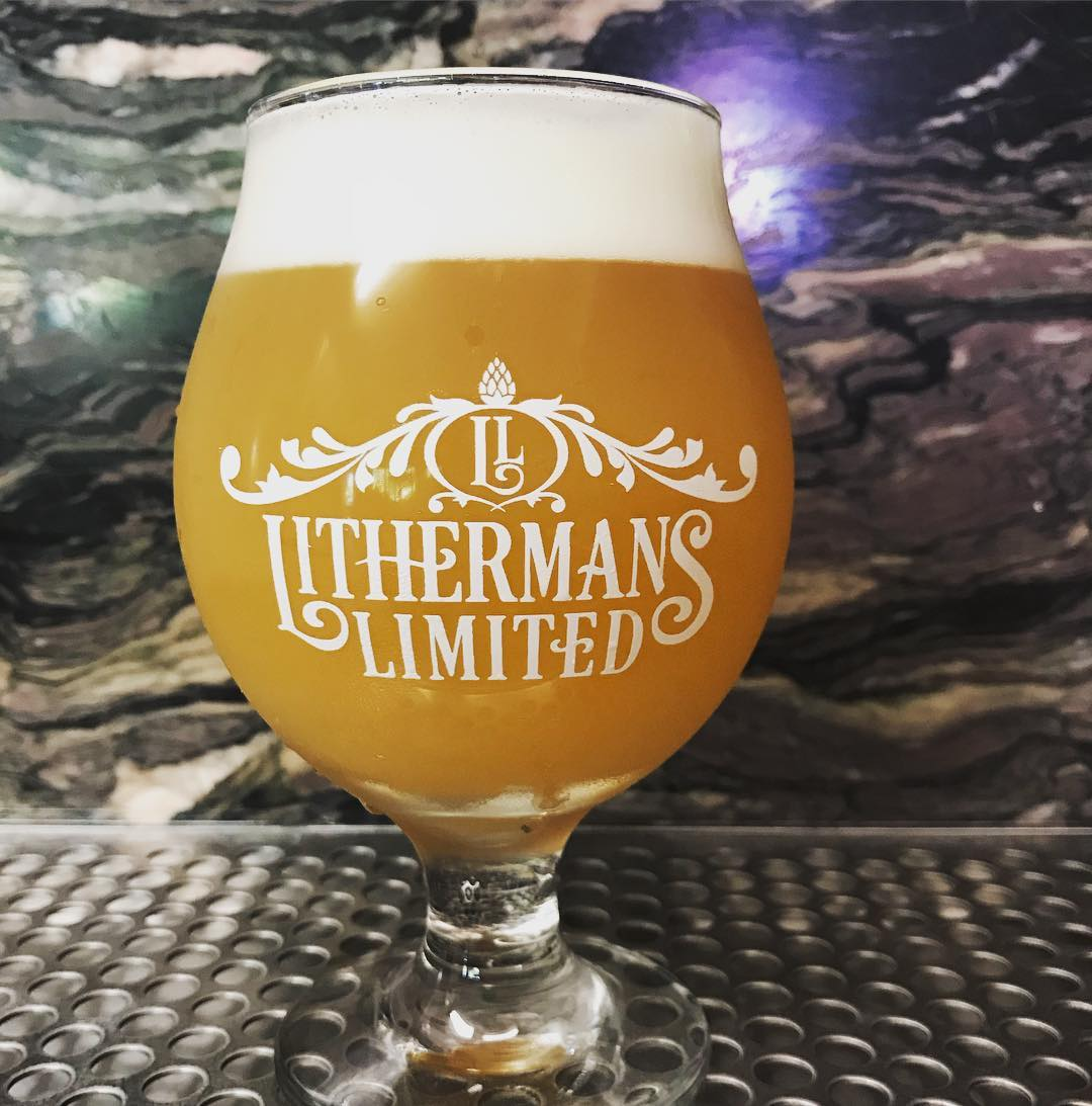 Misguided Angel IPA is back on tap in the tasting room starting today at 4pm. #lithermans #HowMuchCanYouCarry #concordnh #nhbeer