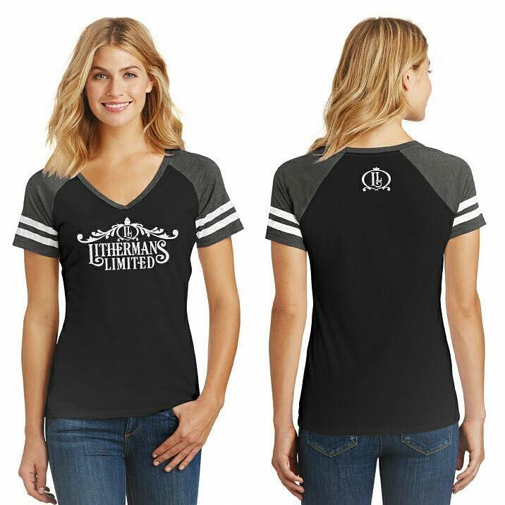 Our women's t-shirts are back in stock. Tasting room opens today at 4pm. We also have 20 cases of Misguided Angel cans and only 20 bottles of Quadracalabasia left for the weekend. #lithermanslimited #concordnh #nhbeer #dropkickinit