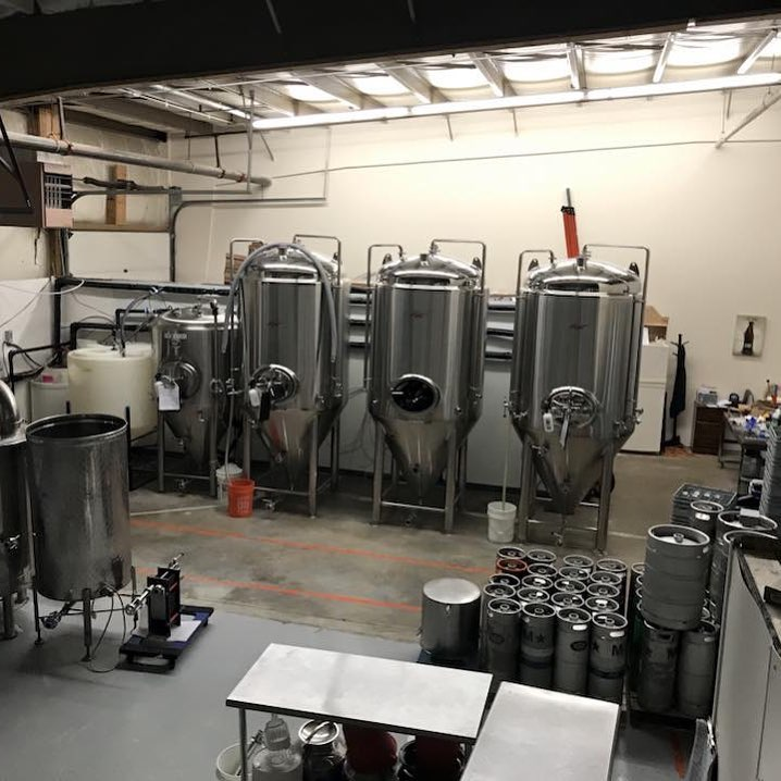 Good morning, brewery! Open today 12-5 with 5 beers on tap #HowMuchCanYouCarry? #concordNHbrewed
