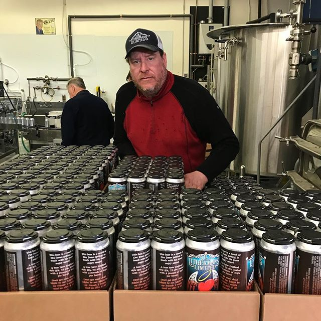 More cans of Misguided Angel! Fresh cans go on sale at 4pm today! #lithermanslimited