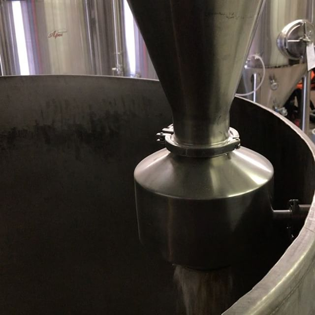 It's a beautiful day in the brewery! #lithermanslimited #nhbeer #concordNHbrewed #nhbrewers