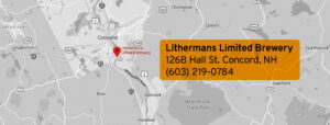 Google Map of Lithermans Limited Brewery