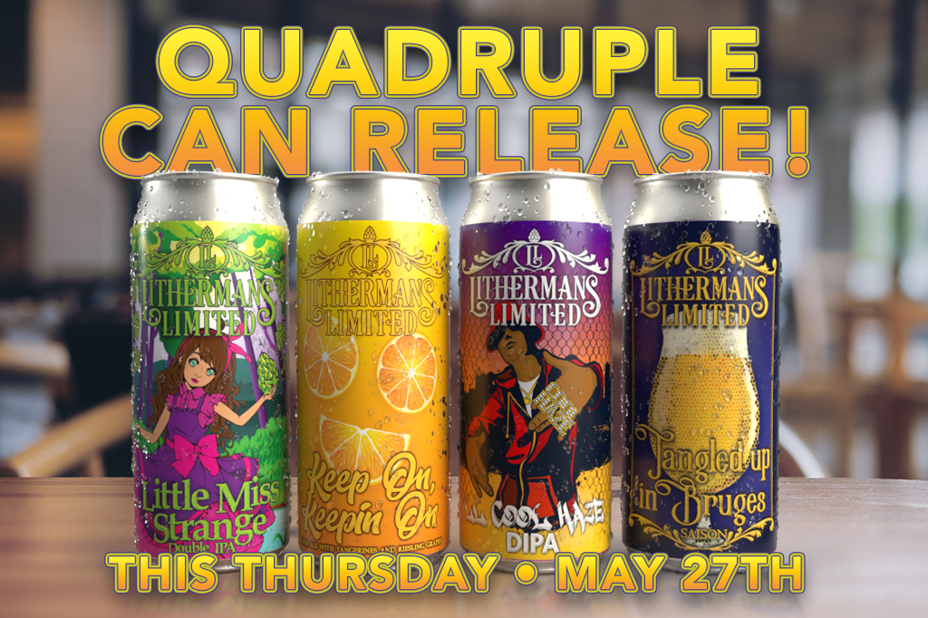 Quad Can Release